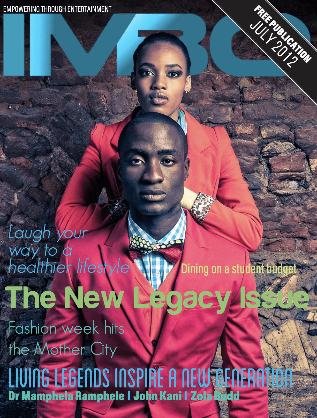 Imbo Magazine Cover