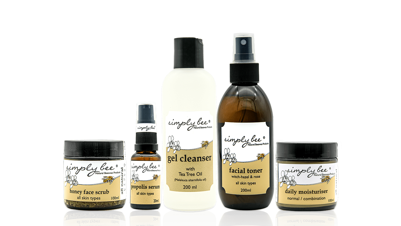 Simply Bee Skincare Products for Oily Skin Types