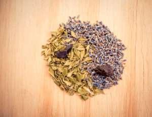 Buchu and Lavender